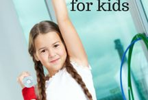 Healthy kids / Kids exercise, remedies, natural remedies, kids health