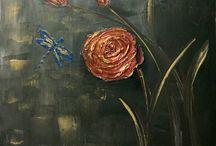 PICTURE / Blue royal Art /  Alina Pocian / My work