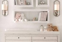 Nursery Inspirations for Lifestyle newborn sessions