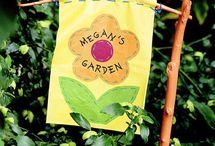 new garden / by Aimee Gowlett