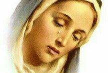 La Virgen Dolorosa