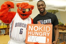 NBA Cares Joins Team No Kid Hungry / NBA Cares Show Their Support For No Kid Hungry And Summer Meals! / by No Kid Hungry - Share Our Strength
