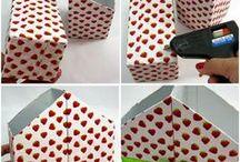 lapiceros reciclados