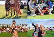 Coachella Inspiration / Coachella Festival