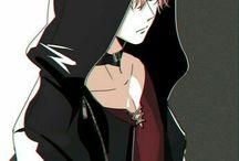 Mystic Messenger - Saeran/Unknown