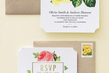 Invitations / by Kasie Core