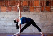 YoGa... / Strengthening my body