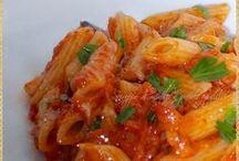 Recipes - Pasta *terra