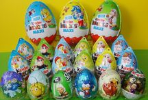 Kinder surprise eggs / Hello, welcome to Surprise Toys Eggs