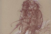 illustrations - Giancola, Donato