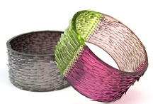 Contemporary jewellery - bangles and bracelets