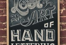 ⭐ Lettering & Illustrations ⭐️