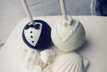 Wedding Cakes - Hochzeitstorten