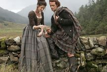 "The ""Outlander"" Fandom / by Jennifer McDonald"