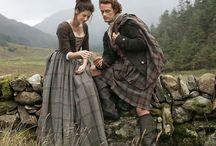 "The ""Outlander"" Fandom / by Jennifer McDonald"