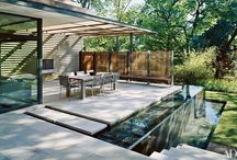 Outdoor living Fountains