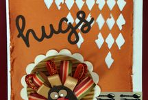 Just Fall or Thanksgiving Cards