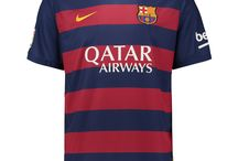 La Liga Kits 2015/16 / The latest kits from La Liga for the 2015/16 Season