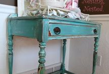 Furniture. ReDo. UpScale. / by Robyn-Coffee&Cotton Elkinton