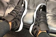 Kicks / Js and other sneakers / by Traci Bennett