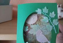 kaarten maken / zelf kaarten maken...