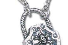 Alchemy Gothic Necklaces
