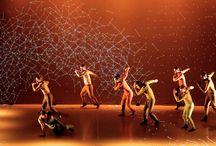danse Cie kafig de mourad merzouki