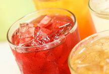 Iced Tea, please! / When the temps get hot, we chill out with iced tea!