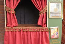 Puppet Theater Upcycle