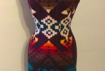 Native dresses