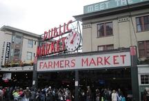Food Markets Around the World