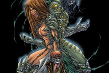 Darkness/Witchblade