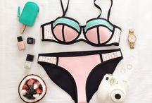Bikinis. / Bikinis & Swinsuits I love.