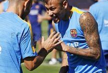 Neymar Jr i Mascherano