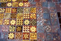 Tiles / by Claire Tarbuck