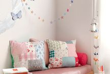 Girl's bedroom ideas and inspiration