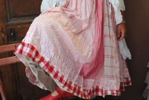 Shabby, boho, romantic dresses