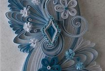 --DIY:paper craft -quilling