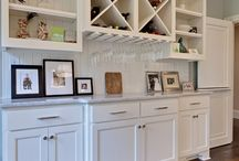 Butler Pantry and Built ins / by Lisa Kundel