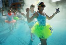 Fun Run! / Get fit and ready for the Color Vibe Run ... and all your other healthy pursuits!