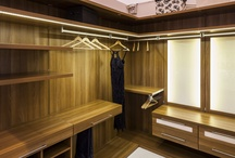Wardrobes and Dressing Rooms / Beautiful bespoke dressing room furniture manufactured in UK