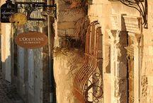 Les baux de provence / Provence