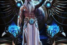 Deuses e Reis / Soberanos