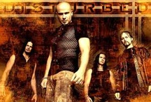 Disturbed / One of my favorite bands I like to listen to disturbed / by Zachary Amy