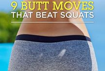 butt moves