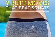 butt moves