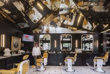 Barberia, salon