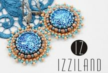 Jewelry diy / jewelery diy tutorial how to make jewelry biżuteria jak zrobić