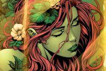halloween: poison ivy