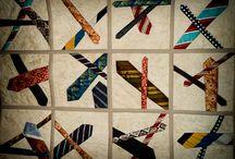 Ties quilt